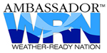 NOAA Weather-Ready Nation Ambassador™